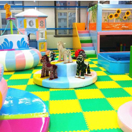 淘氣堡室內游樂場