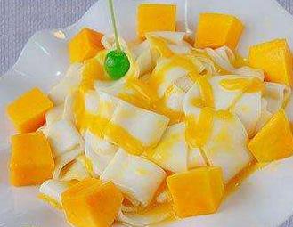 福星甜品芒果牛奶皮