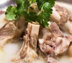 五王传奇羊蝎子火锅美味