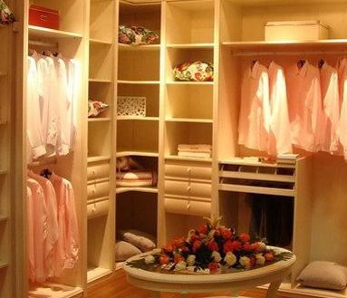 整体衣柜品牌组合衣柜