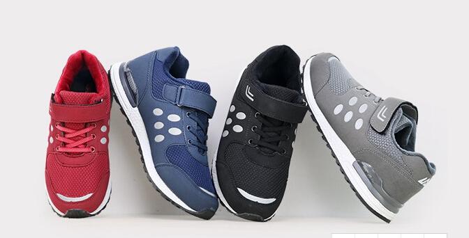 福泰欣健步鞋产品展示