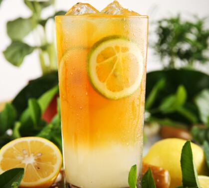 挞柠柠檬绿一品青茶