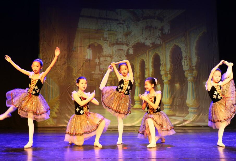童翼藝術教育舞蹈表演