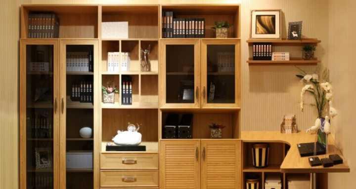 欧派橱柜衣柜书房橱柜