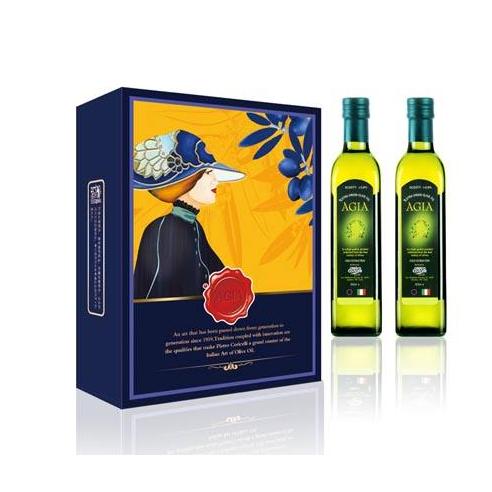 阿茜娅贵宾礼盒b橄榄油