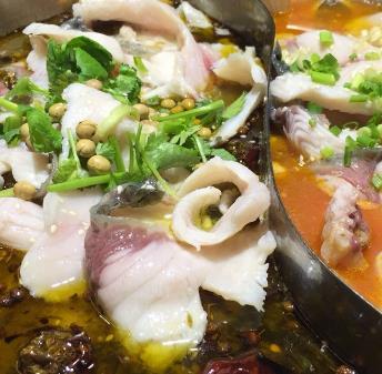 鲜上鲜文鱼庄火锅