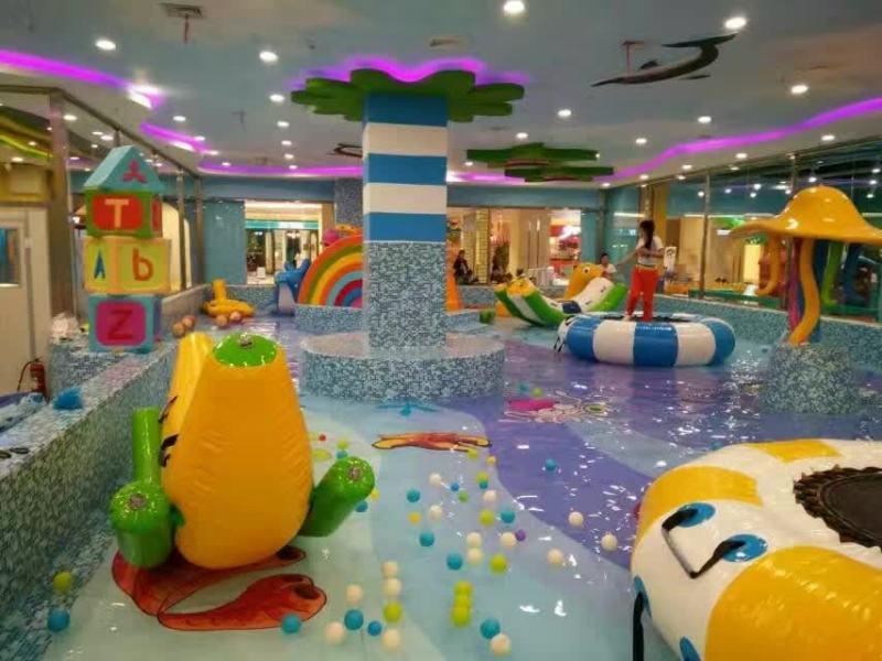 哈尔滨室内儿童水上乐园