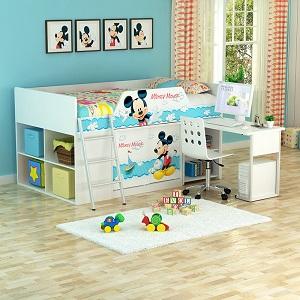 迪士尼儿童书房家具