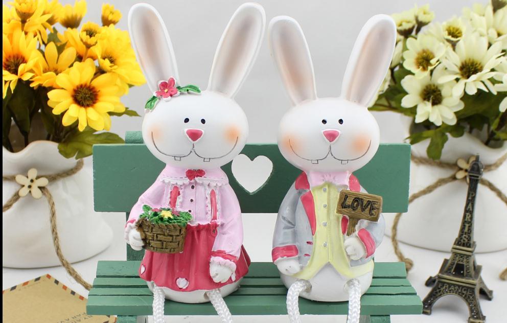 饰品礼品兔子