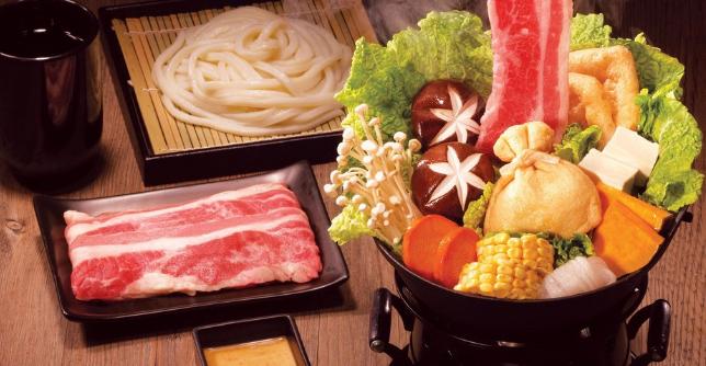 喜捞料理炭烤火锅羊肉火锅