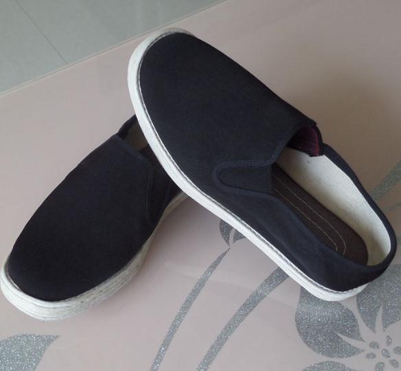 动力步老人鞋鞋