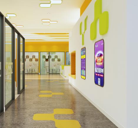 凹凸教育走廊