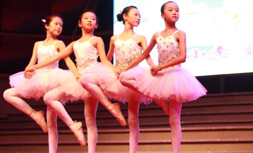 艺龙舞蹈拉丁舞