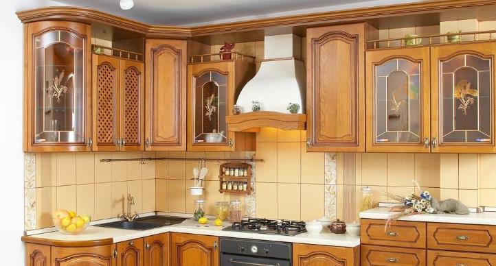 菲斯诺橱柜实木橱柜
