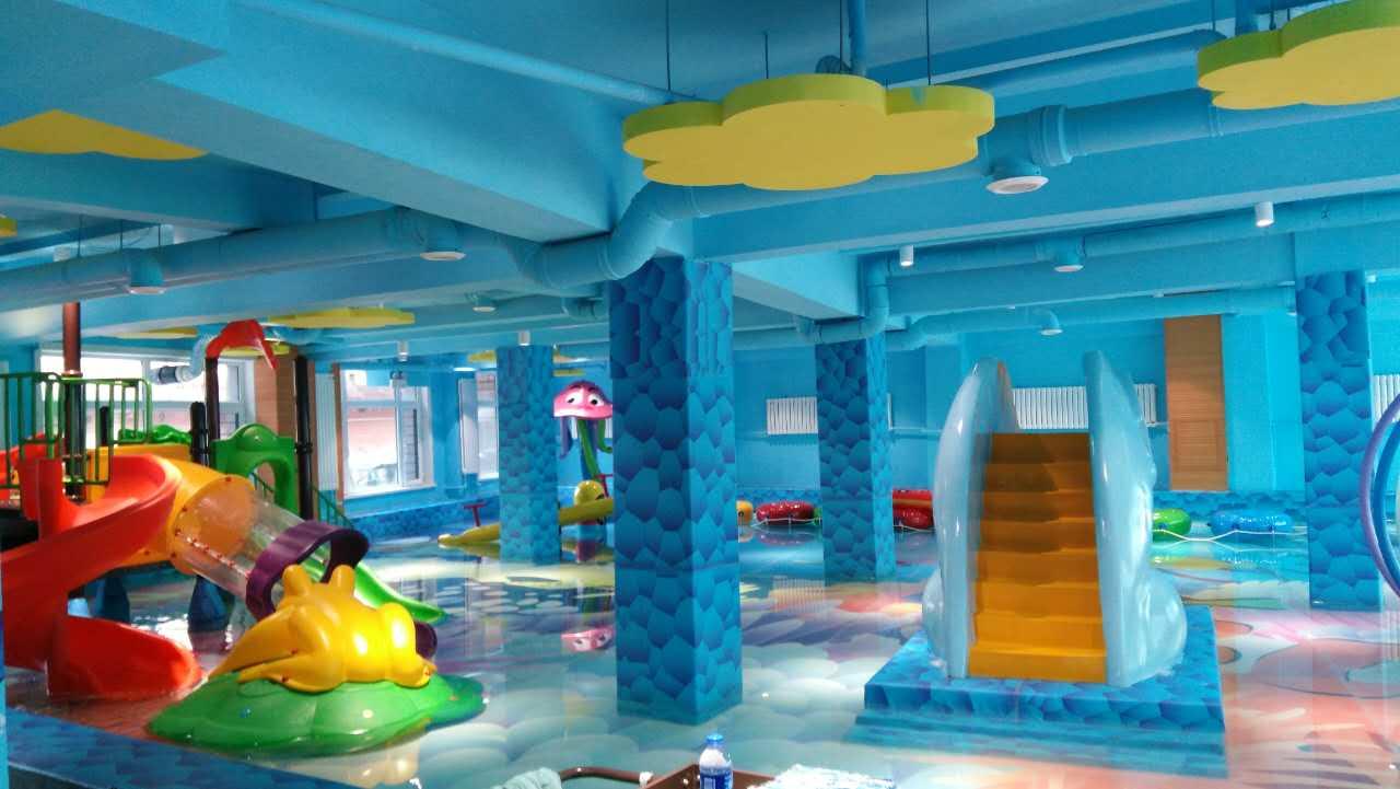 吉林室内儿童水上乐园