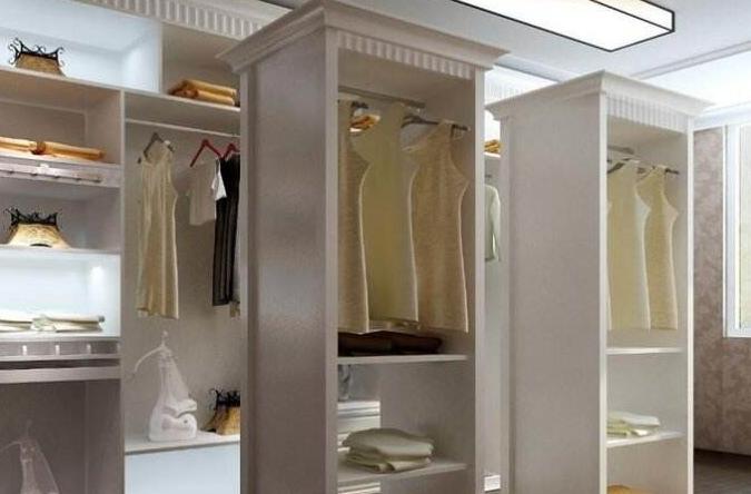 尚品衣柜定制图