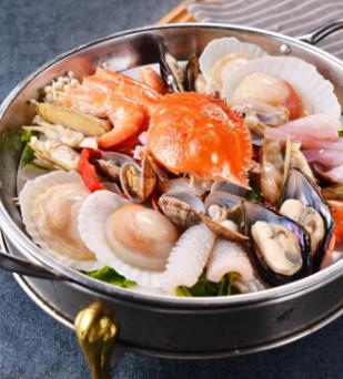 我从远方来泰式海鲜火锅