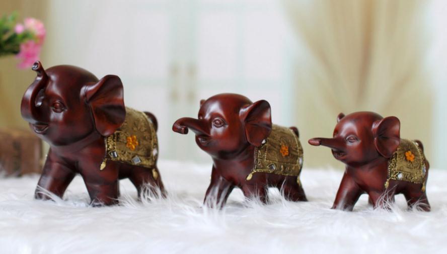 爱家家居饰品大象