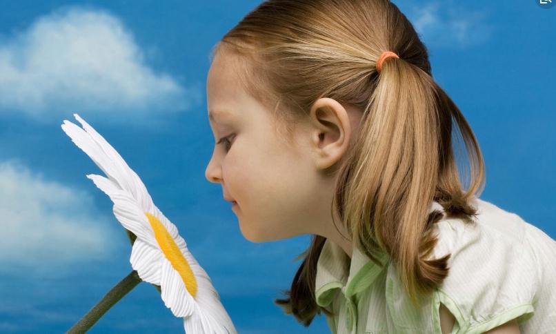 中国娃娃儿童摄影茉莉花