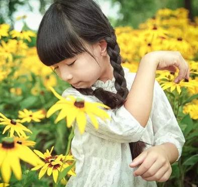 爱儿美专业儿童摄影向日葵