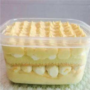下火堂甜品豆乳蛋糕