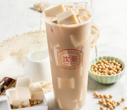 沈茶豆腐鲜奶茶养生