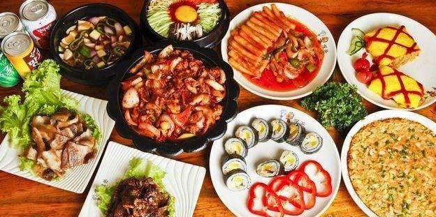 五六岛韩国料理美味