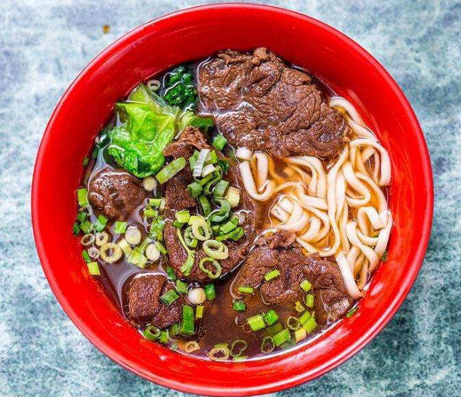 清真中华红汤牛肉面