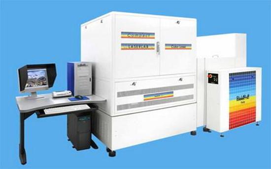 大型激光数码冲印机