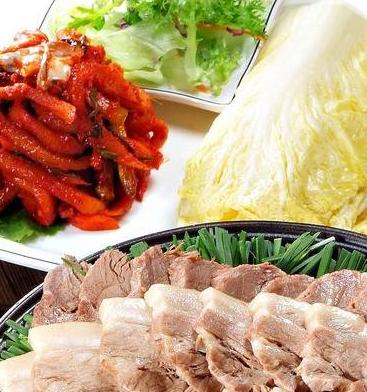 五六岛韩国料理肥牛卷