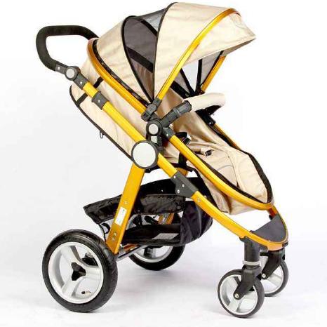 圣得贝婴儿伞车