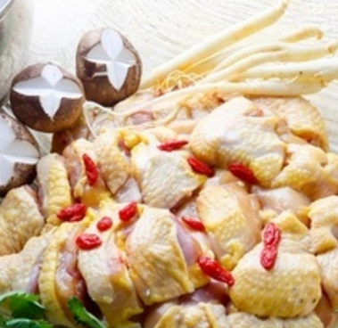 物鲜鸡煲火锅香辣鸡