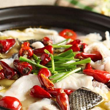 鱼的错酸菜鱼辣椒
