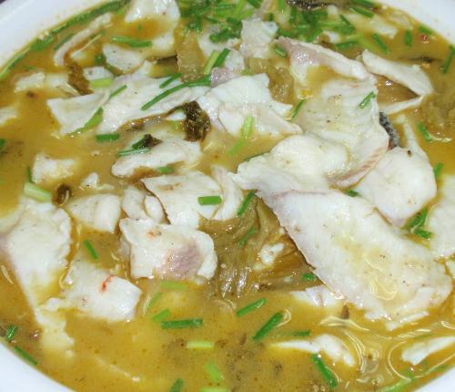 渝和鱼酸菜鱼酸
