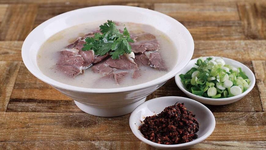 茗味居羊肉汤