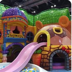 淘氣堡兒童樂園海洋球館
