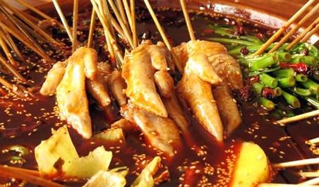 西番猫串串火锅麻辣