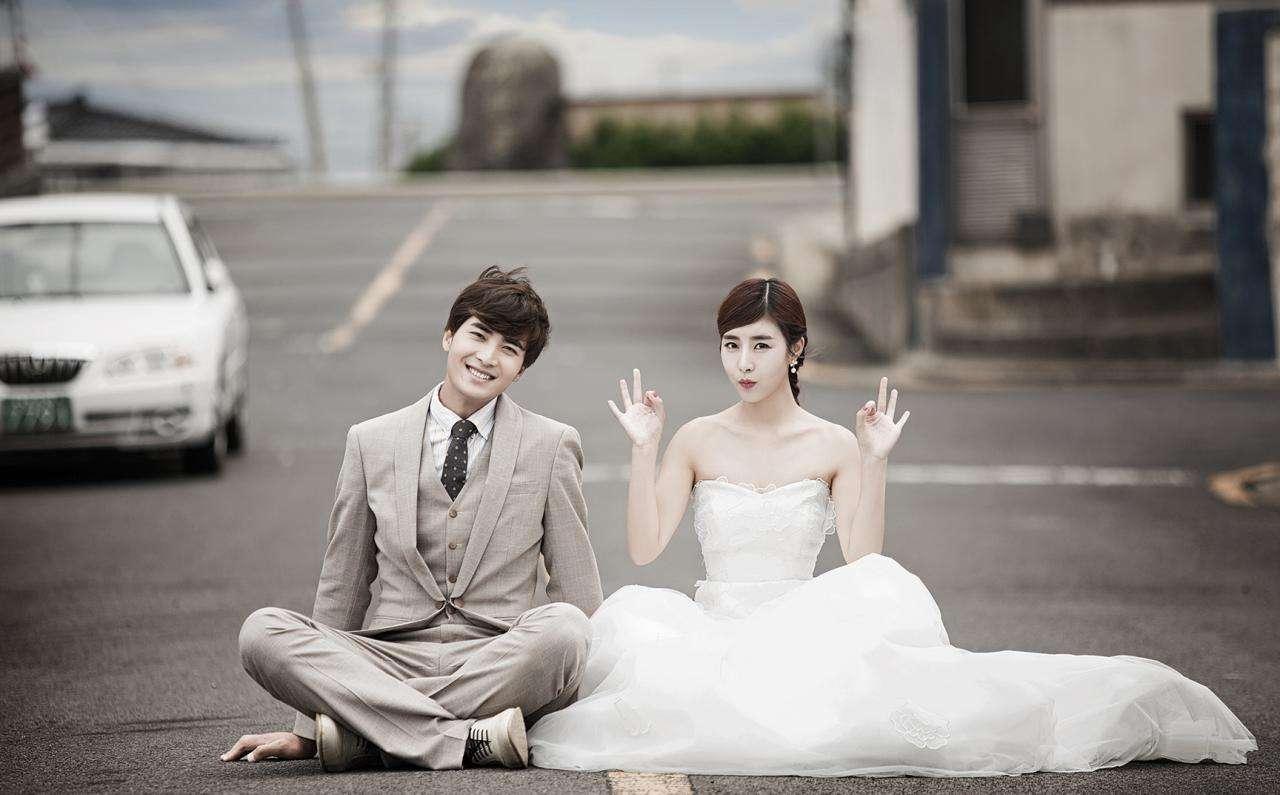 青岛婚纱摄影工作室