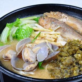 徐氏海鲜面馆鱼面
