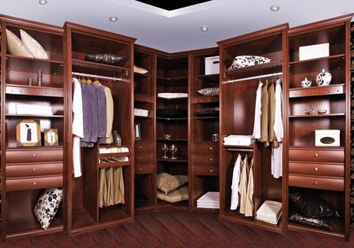好莱客定制衣柜大型柜