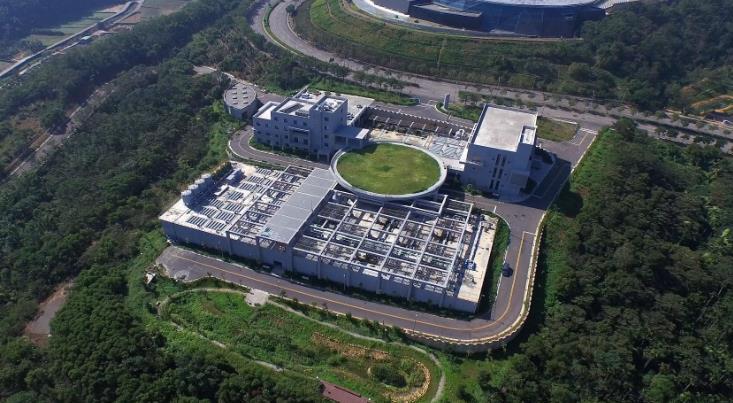 广东联盛水环境工程有限公司公司俯瞰图