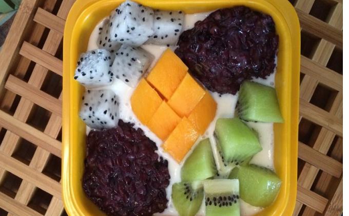 福星甜品糯米水果撈