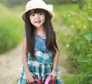 星光贝贝儿童摄影女孩