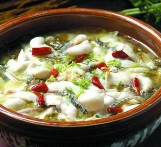 陆小蔓酸菜鱼酸菜