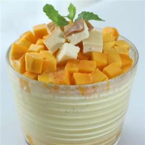 下火堂甜品芒果冰淇淋