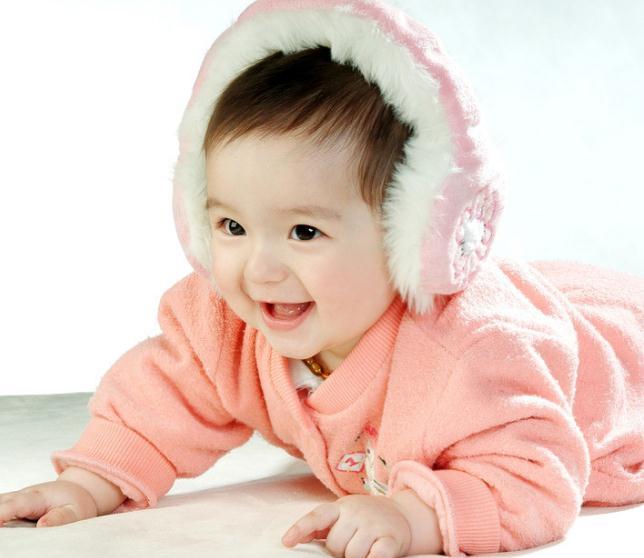路飞儿童摄影粉色