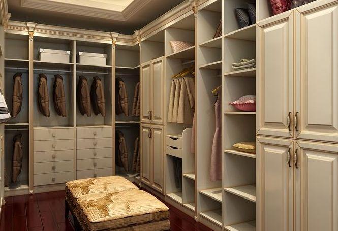 维意定制衣柜大型柜