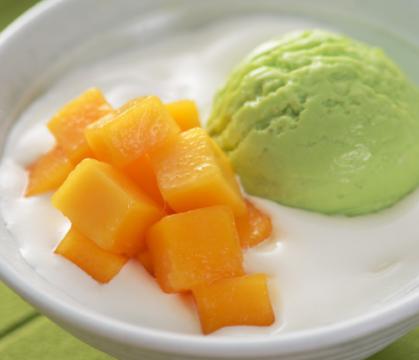 芋貴人甜品芒果抹茶冰淇淋
