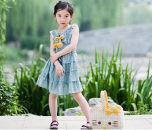 星光贝贝儿童摄影裙子