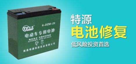 电动车电池修复